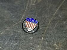 WWII AFGE American Federation of Government Employees Union Member Lapel Pin