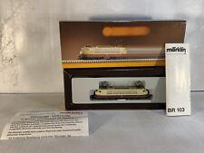 Märklin Spur Z Elektrolok E Lok BR 103 OVP 8854 Mini Club