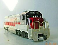 Bachmann GE U36B Diesel Locomotive ~ TRAILER TRAIN ~ Rd# 4000 - Boxed  RARE - HO