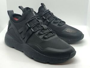 Mens Cole Haan ZEROGRAND Motiion All Day Trainer Sneakers Black on Black 8 1/2 M