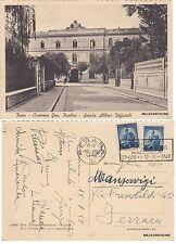 # FANO: CASERMA GEN. PAOLINI - SCUOLA ALLIEVI UFFICIALI   1948