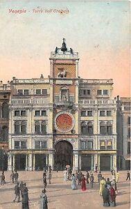 Br34048 Venezia Torre dell Orologio     Italy
