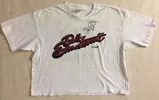 Vintage Dale Earnhardt T Shirt Tee Signed Autographed Nascar @ Daytona  As-Is!