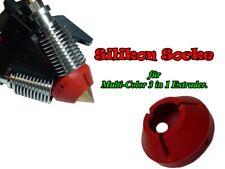 Silikon Socke für  Multi-Color 3 In 1 Extruder