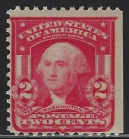 US Stamps - Scott # 319 n - Booklet Single - Mint Never Hinged          (L-1017)