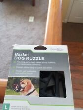 New Good2Go Basket Dog Muzzle Size Large New