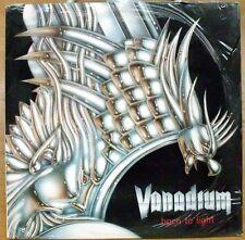 VANADIUM BORN TO FIGHT RUN TOO FAST STILL COT TIME LP SEALED