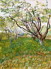 The Flowering Orchard by Vincent van Gogh 75cm x 55.5cm Canvas Print