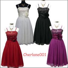 Elegant/Abende Damenkleider aus Chiffon in Größe 40
