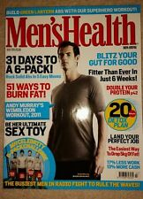 July Men's Monthly Health & Fitness Magazines
