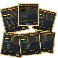Borderlands 3 | Yellowcake | ALL Elements | LVL 57 | Modded | XBOX / PS4