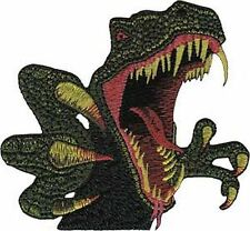 T-REX - DINOSAUR - EMBROIDERED PATCH - BRAND NEW - 3988