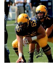 TYLER ORLOSKY WEST VIRGINIA MOUNTAINEERS SIGNED 8X10 PHOTO W/COA #2