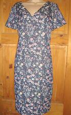 Per Una Short Sleeve Casual Floral Dresses for Women