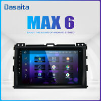 Android 10.0 Car GPS Radio for Toyota LC120 Prado Navigation Stereo Headunit DSP