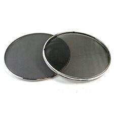 "2pc Tweeter Net Decorative Circle Protective Grille for 6.5"" Inch Car Speaker"