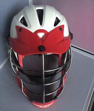 Cascade Cpx Cxc Sws R Lacrosse Helmet ~ Red/White