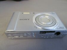 Sony Cyber-shot DSC-W800 20.1MP Digital Camera - faulty inc VAT