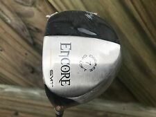SMT ENCORE 1 WOOD DRIVER GOLF CLUB X-STIFF FLEX 7 DEGREE NO GROOVES LEFT HAND