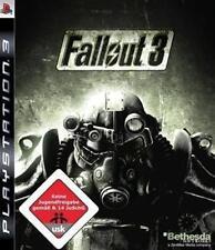 Playstation 3 FALLOUT 3 Deutsch Neuwertig