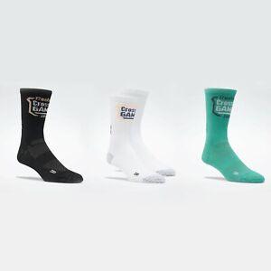 Reebok Unisex CrossFit Games Crew Socks pair
