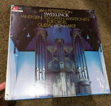 Jan Pieterszoon Sweelinck Gustav Leonhardt 1973 Basf Organ Works Vinyl LP Record