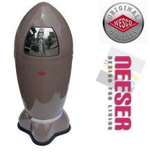 Wesco SPACEBOY XL DESIGN ABFALLEIMER Mülleimer in WARM GREY vom Fachgeschäft