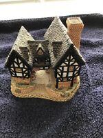 DAVID WINTER COTTAGES - TUDOR MANOR HOUSE