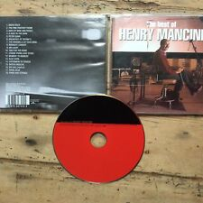 Henry Mancini - Original recording reissued : The Best Of CD ALBUM