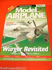 MODEL AIRPLANE INT - WURGER REVISITED - FEB 2006 # 7