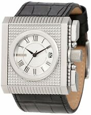 Marc Ecko the Wall Street Wide Men's Watch E15093G1 NEW! Low Intern. Shipping!
