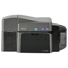 New Fargo 50100 Dtc1250e Dual-Sided Id Card Printer