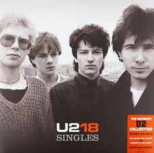 U2 18 U218 Singles The Very Best LP Album 2 X Vinyl UK