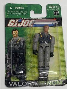 2004 New Hasbro GI Joe Valor vs Venom Ace