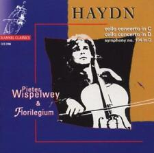 Pieter Wispelwey: Joseph Haydn (1732-1809) • Cello Concerti CD Neu