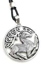 Odin Cheval Fougueux Cheval Nordique Pendentif Païens Viking Bijouterie