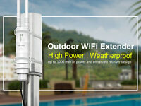 AC600 Dual Band Wireless-N Repeater&Outdoor Wifi Repeater&Booster Range Extender