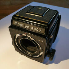 Mamiya RB67 Pro S Body with Waist Level Finder & Focussing Screen