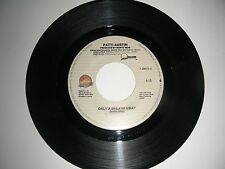 Patti Austin - Only A Breath Away / Summer Is The Coldest... 45  Qwest NM 1983