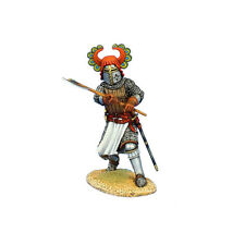 CRU098 Teutonic Knight Attacking with Axe by First Legion