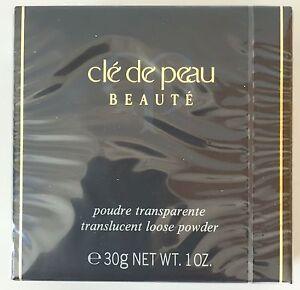 CLE DE PEAU - TRANSLUCENT - LOOSE Face Makeup POWDER - 30G /1OZ *BRAND NEW Refil