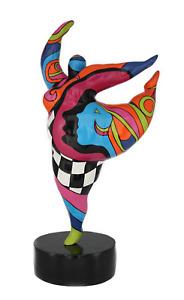 Dancing Ballerina - Hommage an Niki de Saint Phalle -Nana Molly dicke Frau 20118