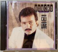 Moncho Santana - From Cali With Love CD 1991 Combo Records Salsa