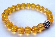 Yellow Beaded Costume Bracelets
