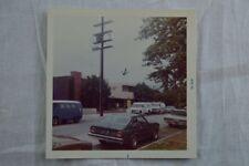 Vintage Car Photo 1974 Chevrolet Vega on Street 835