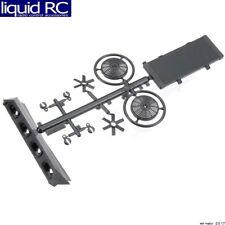Axial Racing AX80103 Rear Light Bezel and Radiator Set