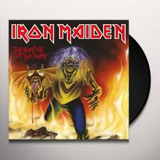 """IRON MAIDEN - THE NUMBER OF THE BEAST - 7"""" VINYL NEW SEALED 2014"""