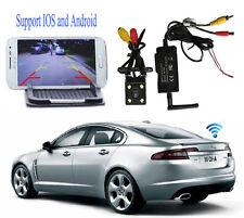 Car Wifi Camera 903W Wifi Transmitter Car Rearview Backup Camera DC Interface