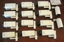 Large Set Retro Cooper Halo Track Lighting (12) L 2756 Heads (2) SL1710-4 Exc