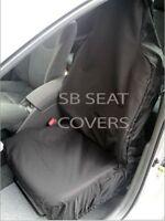i - SEMI FIT A KIA NIRO CAR, SEAT COVERS, DELUXE WATERPROOF BLACK, FULL SET